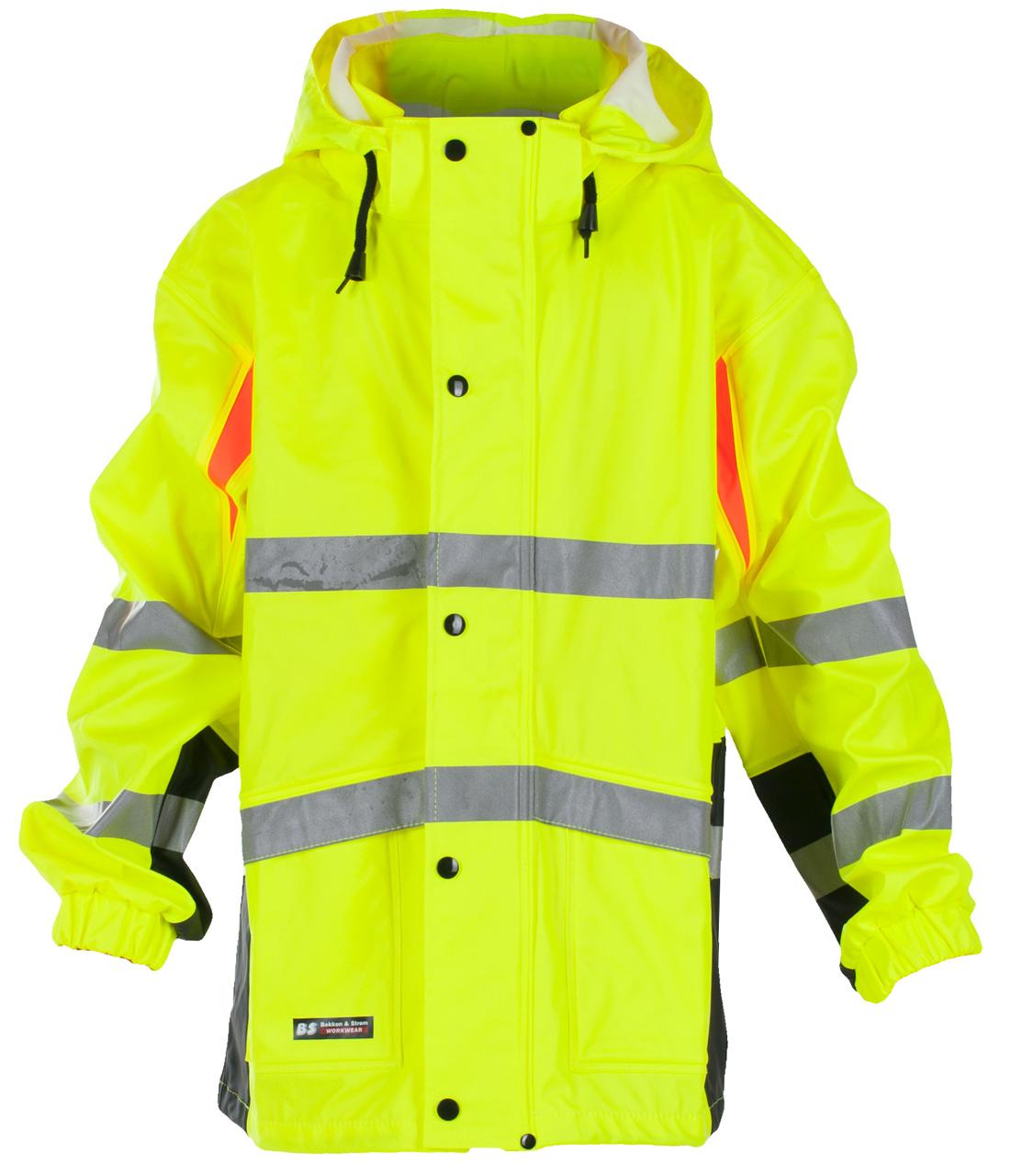 45b2a830 bergset regnjakke barn/regntøy/bekken og strøm/haugseng.no