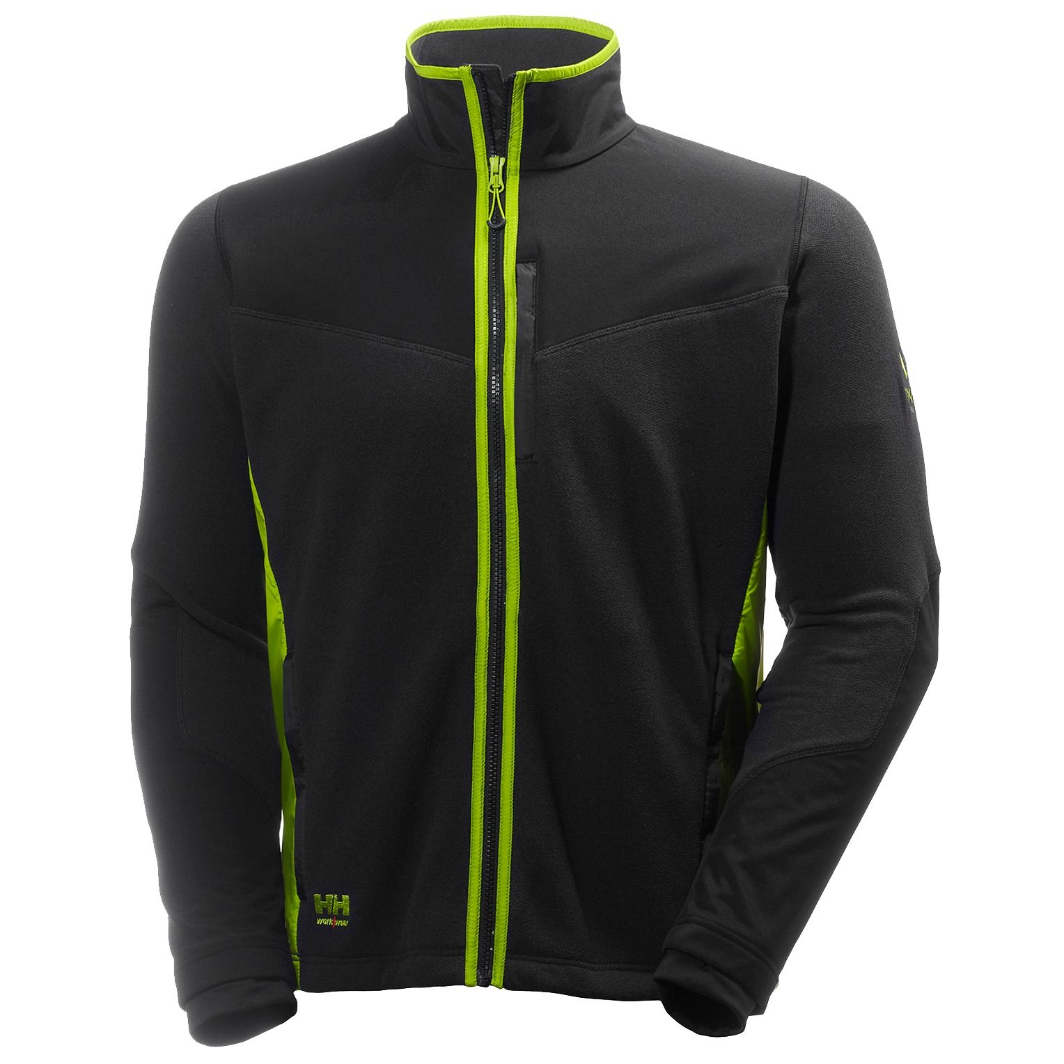0b01ce17 magni fleece jacket/arbeidstøy/arbeidsjakke/helly hansen/haugseng.no