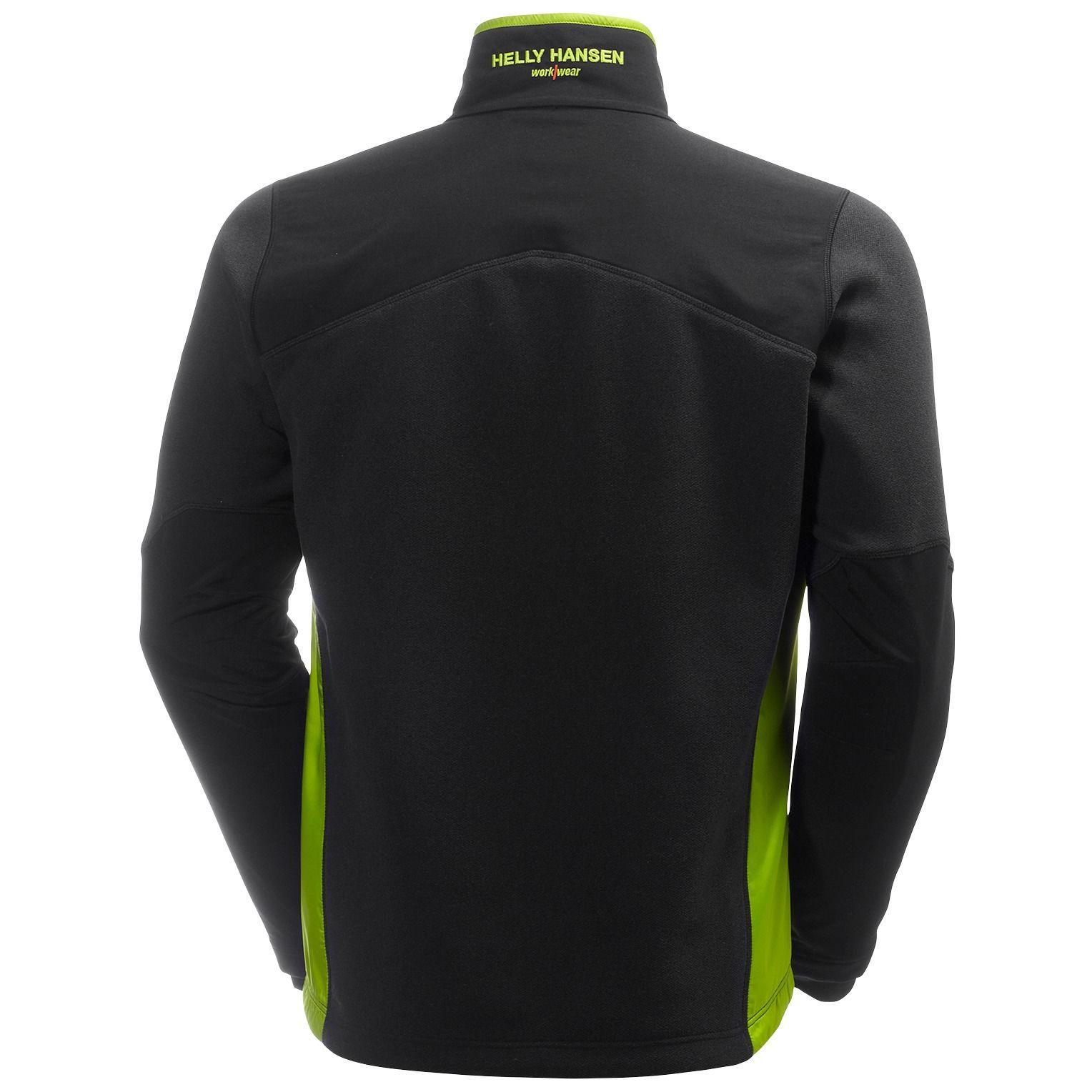 5e40f2dc magni fleece jacket/arbeidstøy/arbeidsjakke/helly hansen/haugseng.no