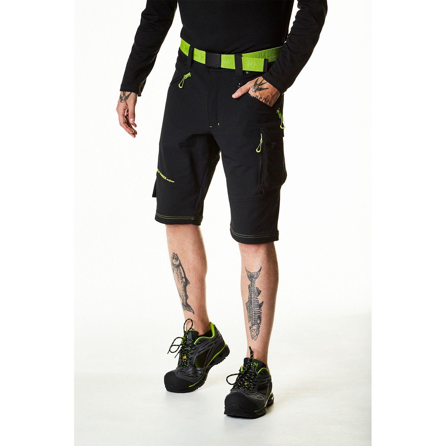 afeea31c magni shorts/arbeidstøy/arbeidsbukse/helly hansen/haugseng.no